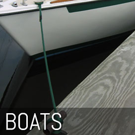 Boat Dock Lines, Launch Lines & Anchor Lines