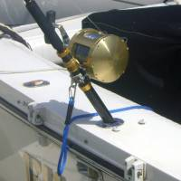 Boats - Fishing Rod and Reel Safety Lines