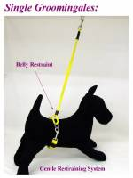 Dog Grooming Supplies - Dog Grooming Harness - Belly Restraint