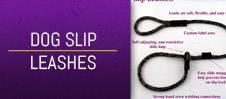 Dog Slip Leashes