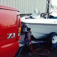"25' Boat Launch Line 3/8"""
