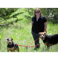 "Soft Lines, Inc. - 6' ""No-Tangle"" Splitter Round Snap Leashes 3/8"" - Image 2"