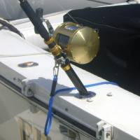 Boats - Floating Fishing Rod & Reel Safety Lines
