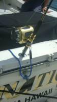 "Soft Lines, Inc. - 3' Fishing Rod & Reel Safety Line (3/8"" Round Polypropylene Rope) - Image 3"