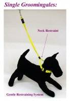 Dog Grooming Harness - Neck Restraint
