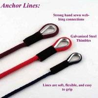 Boat Anchor Lines